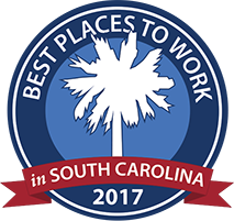 Best Places to Work in SC logo 2017