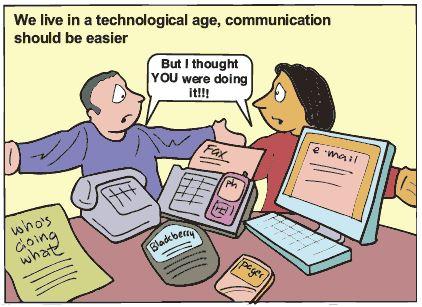 Business Communication Blog Image