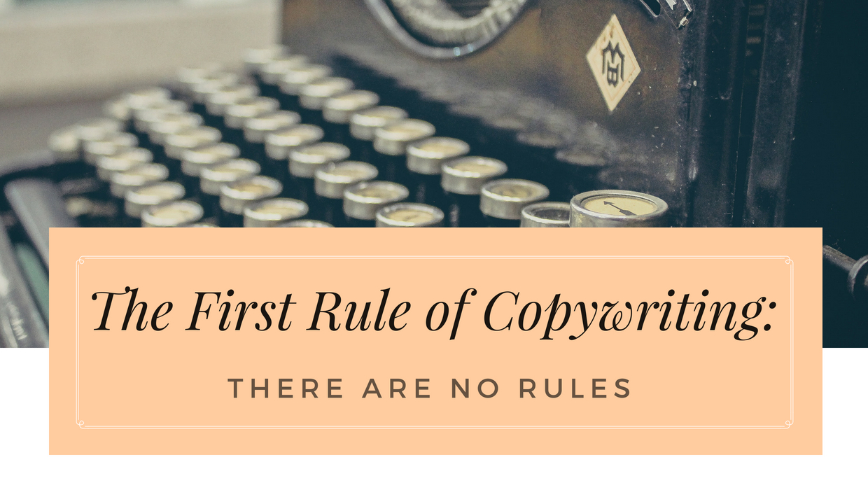 copywriting rules