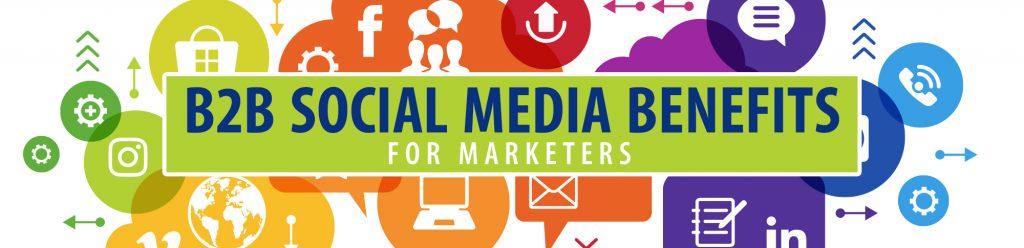 b2b social media benefits